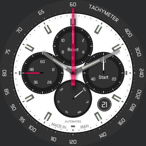 D Automatic watch Copy