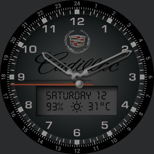 Cadillac Watch