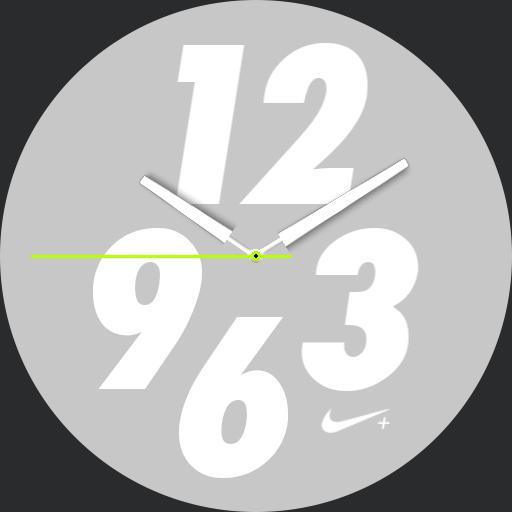 nike apple watch analog 2 by geeceejay Copy