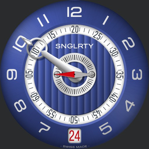 SNGLRTY Alternate  - 3 in 1