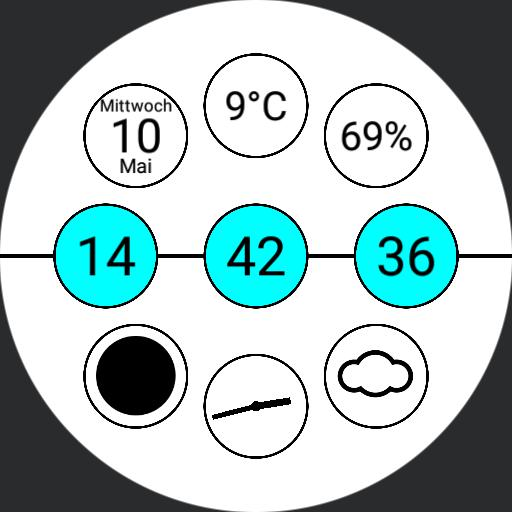 Material Watch Face