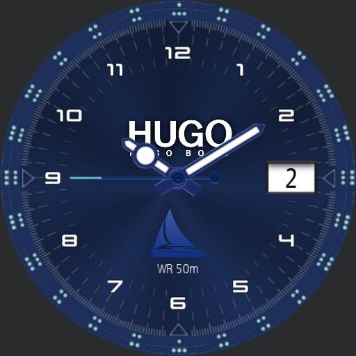 Hugo Boss Blue Sails