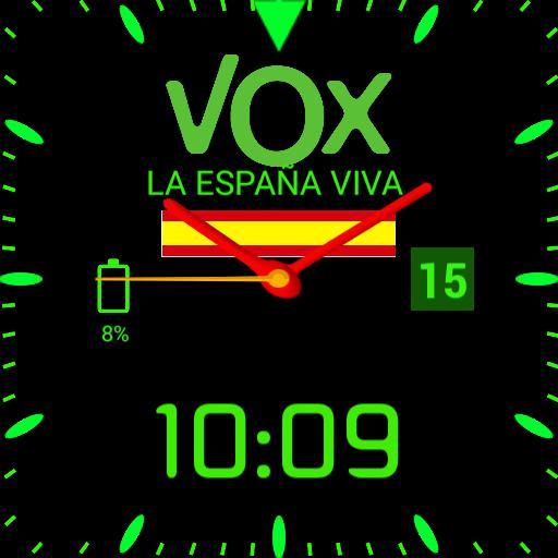 VOX LA ESPAA VIVA