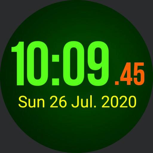 Digital Watch Basic