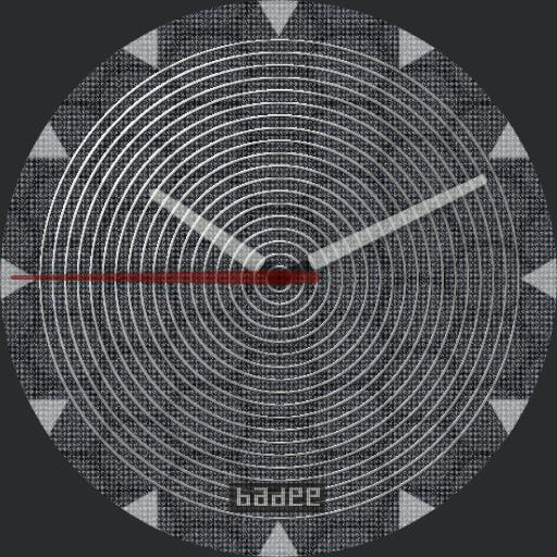 metallic circles ver 1 Badeeudin