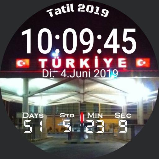 counter Tatil 2019 2