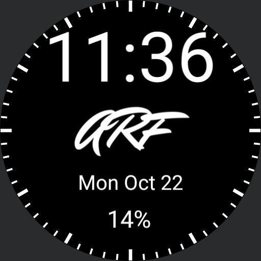 ARF Watch Face