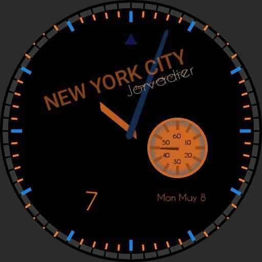 Jorvodier NYC Sport Copy
