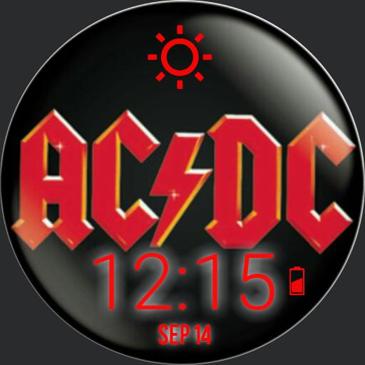 ACDC watch