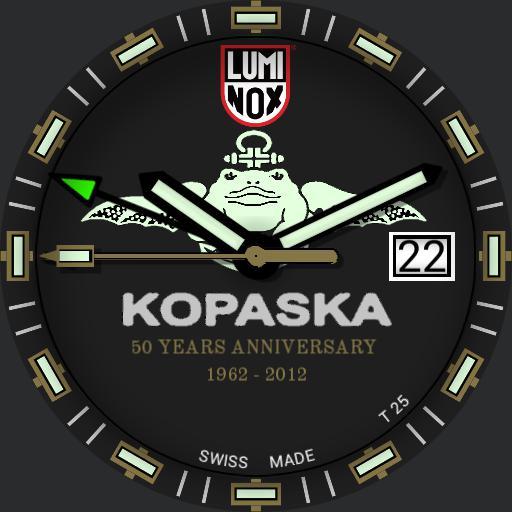 luminox kopaska limited edition  Copy