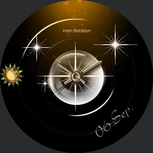 Shining Star 2 Tag und Nacht wechsel nach Uhrzeit  Daten 2S.