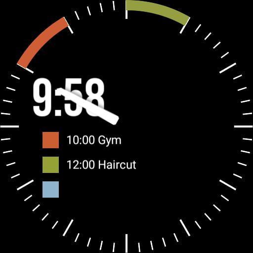 Calendar Watch
