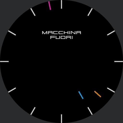 Macchina Fuori