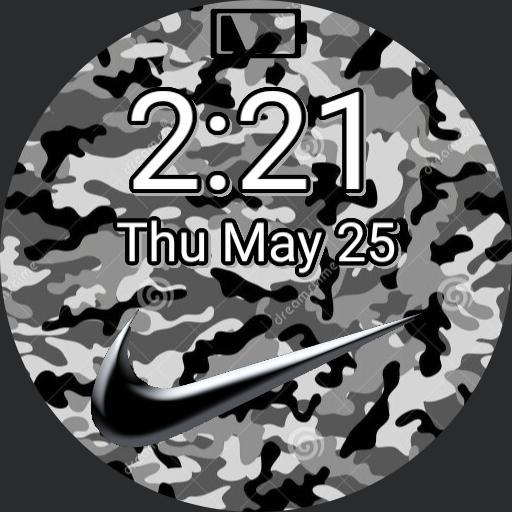 Zebra Nike