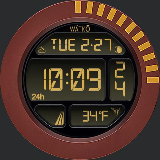 Boba Fett Digital Watch v1.3