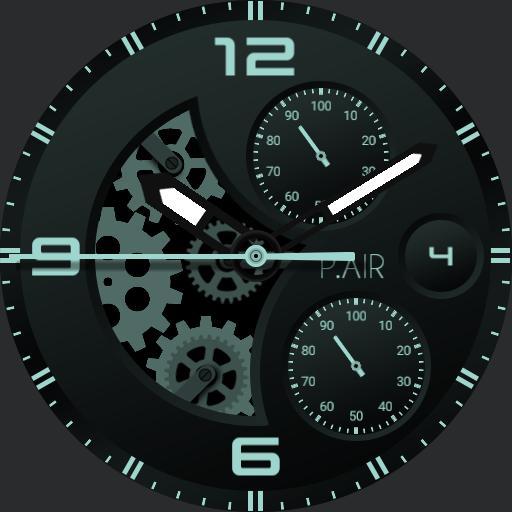 P.AIR Gears V2