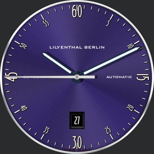LILYENTHAL BERLIN Zeitgeist lavender