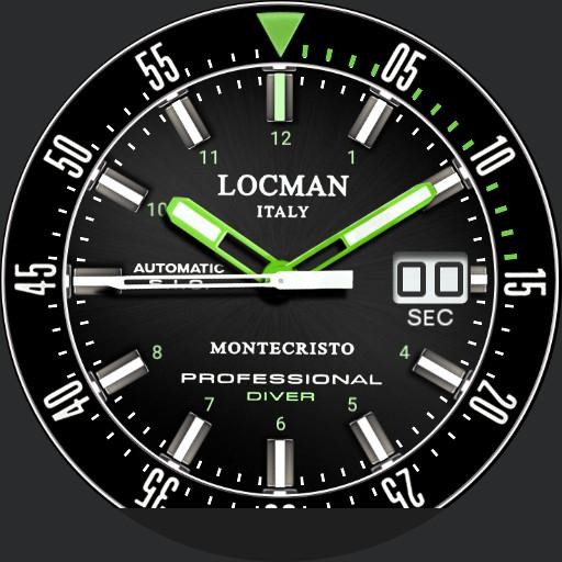 Locman Montecristo Diver