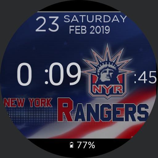 NY Rangers Liberty 12h