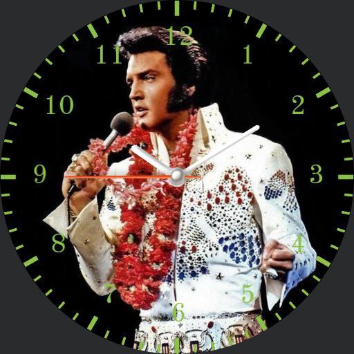 Elvis aloha