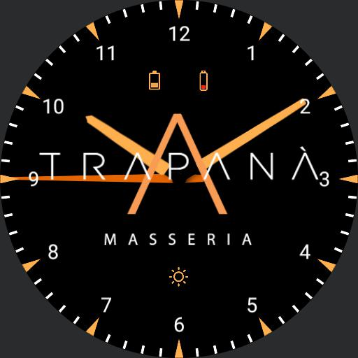 trapan watch face