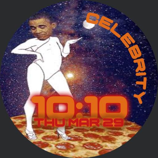 pizza obama