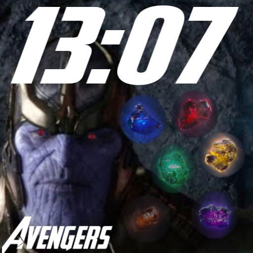 Thanos gems
