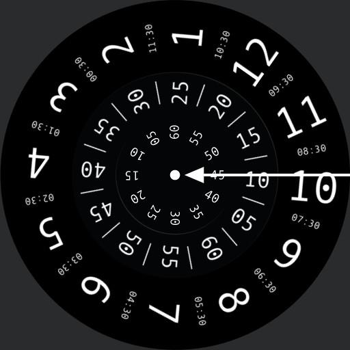 Simple Modern Watch