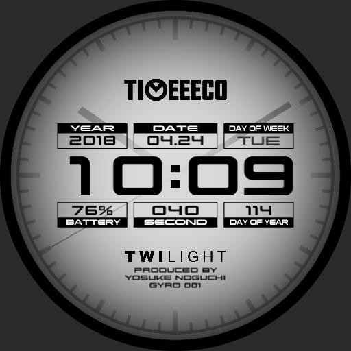 TIMEEECO TWILIGHT GYRO 001