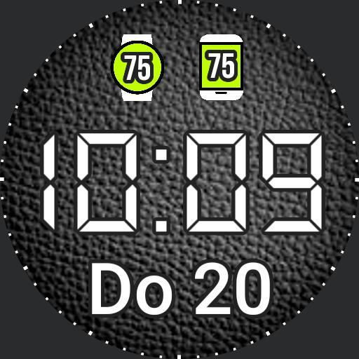 LG Edition digital V18