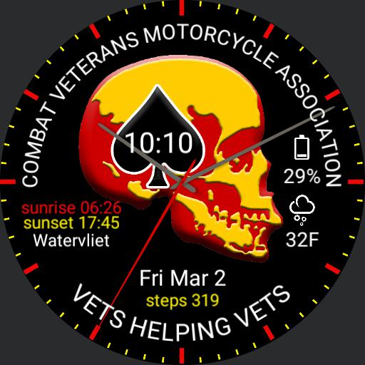 CVMA Combat Veterans Motorcycle Association