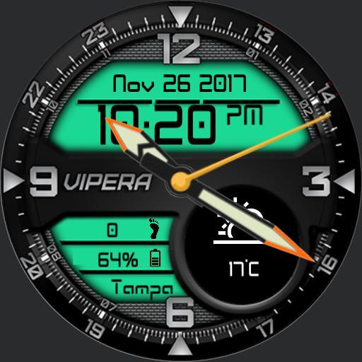 Vipera Green 1.0/12H