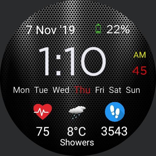 RP digital watch