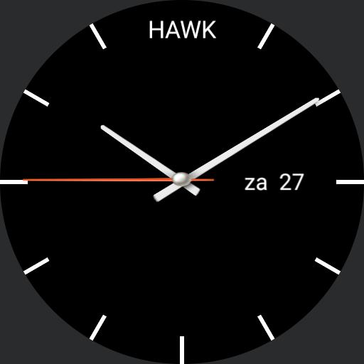 Hawk Analog Watch