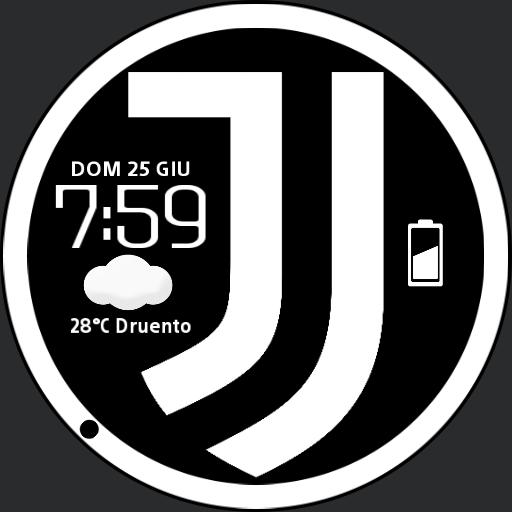 Juventus Watch New Brand Logo  2