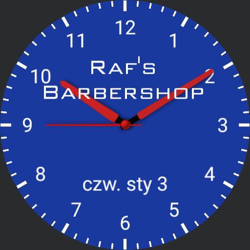 Rafs Barbershop