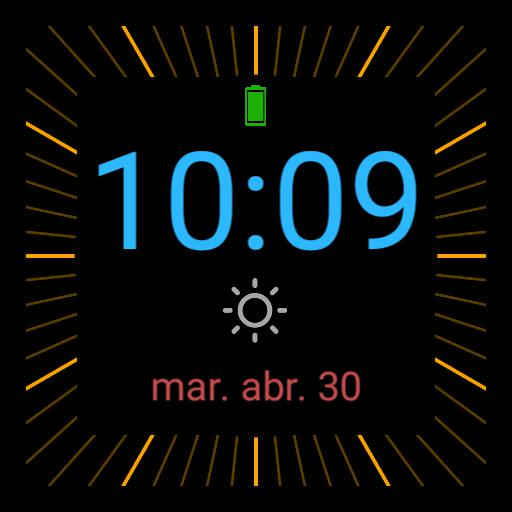 Rellotge 1 temps i bateria