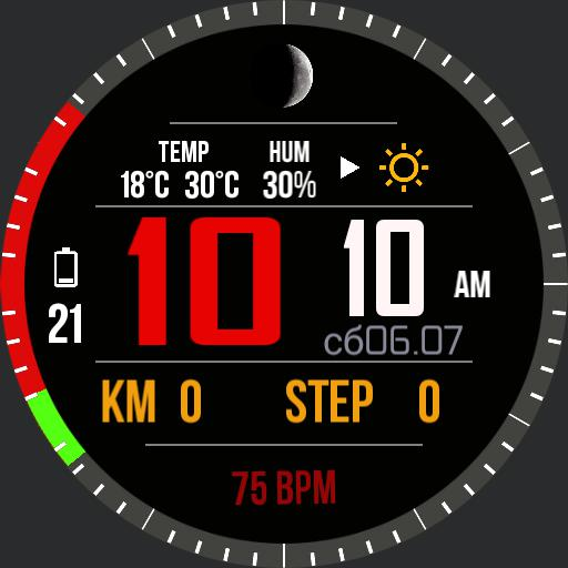 Step time weather