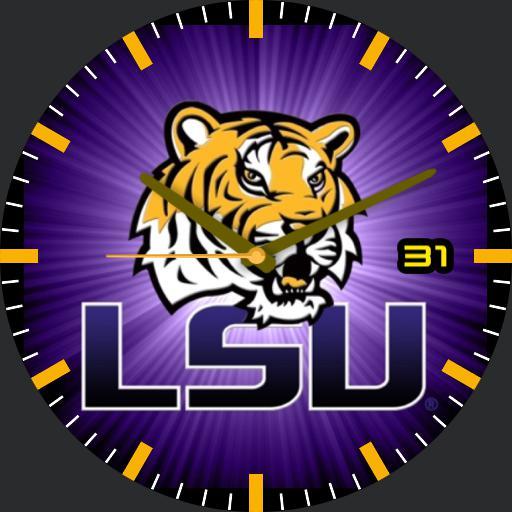 LSU Tigers Geaux Tigas