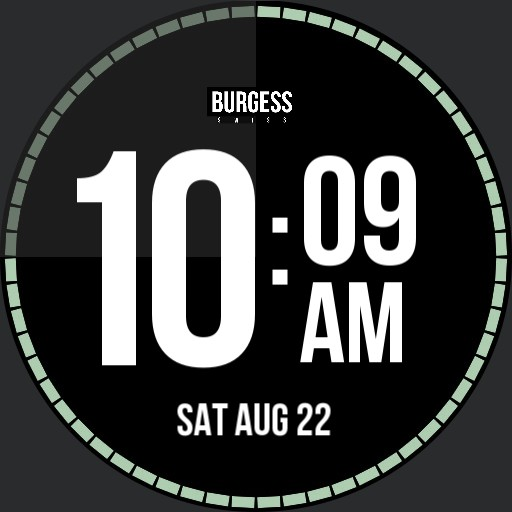 Burgess Swiss 4