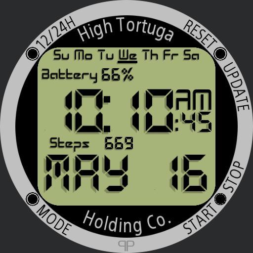 High Tortuga