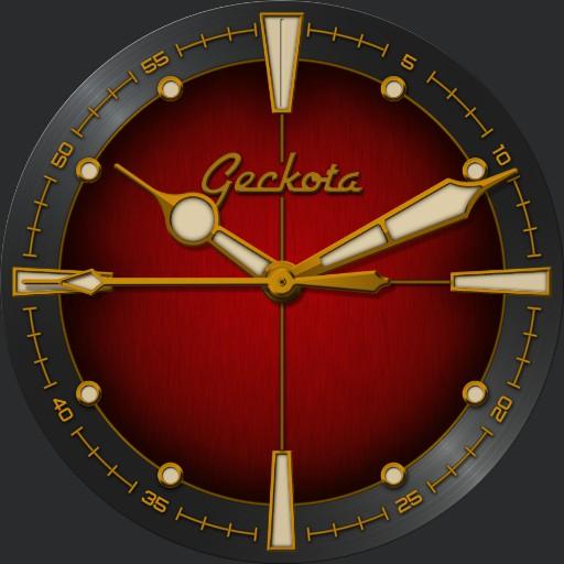Geckota G-01 Dive Watch Unlocked