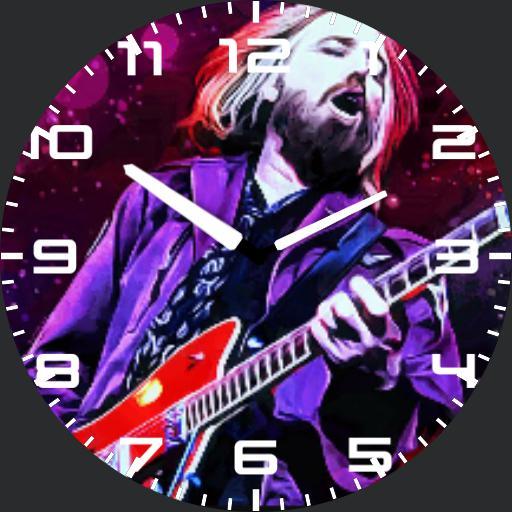 Tom Petty Rocks
