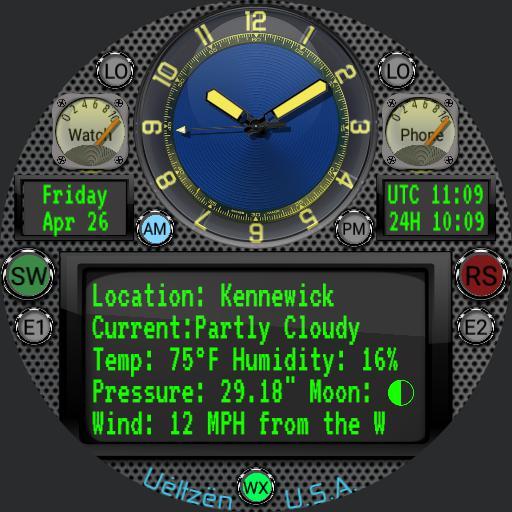 Green Screens Gear S3