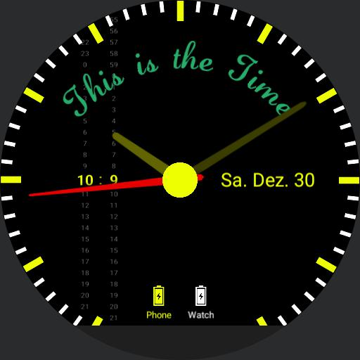 This is the Time