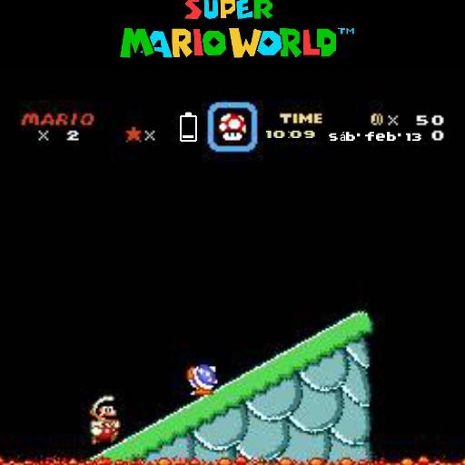 Mario Vs. Iggy Koopa miWatch