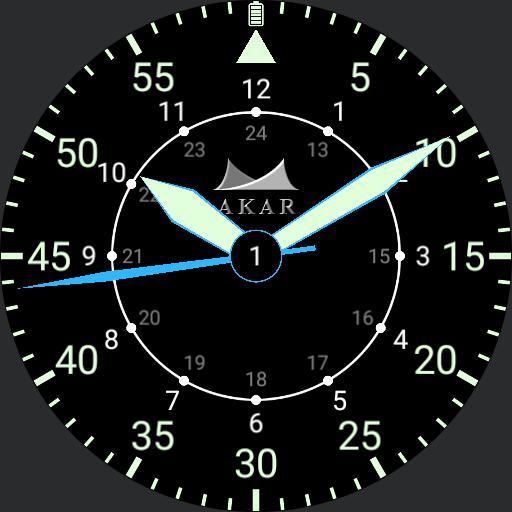 AKAR 13 Flieger