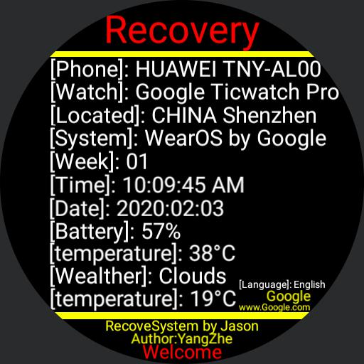 Recovery3.0