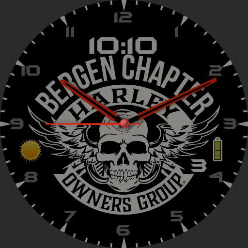 HOG Bergen Chapter M