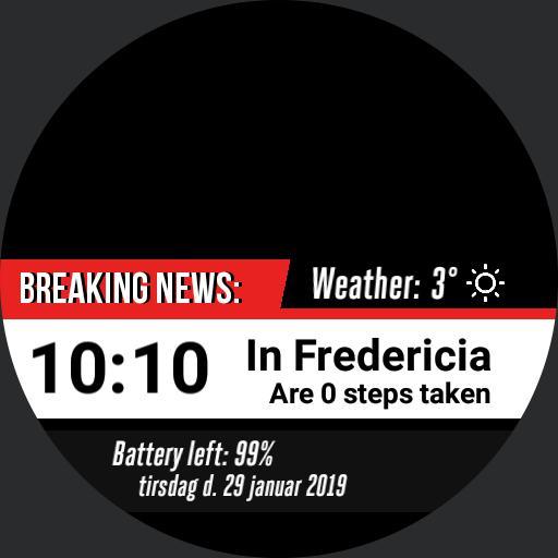 Your Breaking News